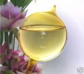 Durstkugel Goldgelb 8,5cm - Bild vergrößern